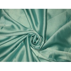 Polyester SATIN FABRIC Mint color 44""