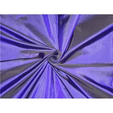 """100% Silk Taffeta Fabric Ink Purple Color  80 Grams -44""""wide sold by the yard"""