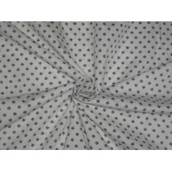 """COTTON POPLIN PRINTED 44"""" WIDE by the yard"""