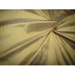 """100% Pure silk dupion   gold dust 54"""" DUP320[2] by the yard"""