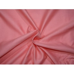 """Tencil Linen Dobby structured peach color FABRIC 58"""" wide-  by the yard"""