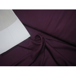 """Tencel THE ENVIRONMENT FRIENDLY FABRIC 44"""" wide- AUBERGINE by the yard"""