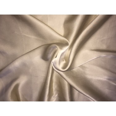 """100%  Sand wash Silk Satin fabric 44""""wide-golden sand  sold by the yard"""