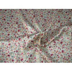 luxurious satin  print 58'' wide by the yard [roll]