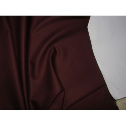 """woolen fabric wine  roger 58"""" wide by the yard"""