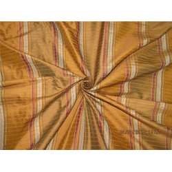 SILK Dupioni FABRIC Brow Colour plaids DUPC93[3]