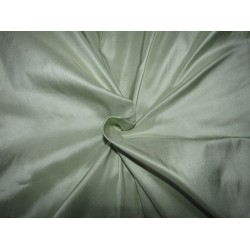 """100% Pure silk dupion mint 54"""" DUP301  by the yard"""
