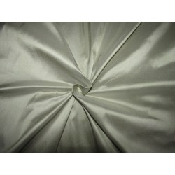 """100% Pure silk dupion LIGHT OLIVE 54"""" DUP293  by the yard"""