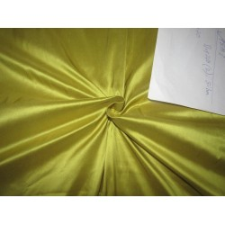 """100% Pure silk dupion golden mustard 54"""" DUP287  by the yard"""