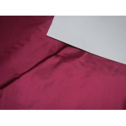 """100% Pure silk dupion  red violet 54"""" DUP290[1]  by the yard"""