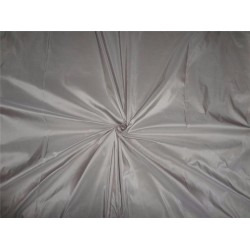 "100% PURE SILK TAFFETA FABRIC PINKISH LAVENDER X IVORY TAF#265 54"" wide sold by the yard"