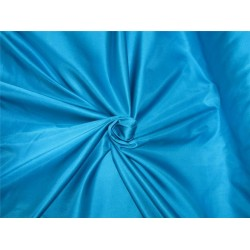 "66 momme silk dutchess satin fabric  TURQUOISE BLUE 54"" [roll]"
