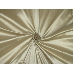 "100% pure silk dupioni fabric beige color 54"" DUP#255[4]"
