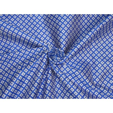 Brocade fabric blue and ivory color 44'' wide bro628[4]