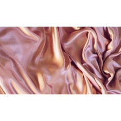 "ROSE GOLD  viscose modal satin weave fabrics 44"" wide"