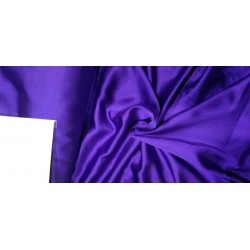 "PURPLE viscose modal satin weave fabrics 44"" wide"