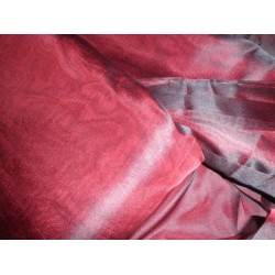 108 inches wide silk organza-wine black colour*