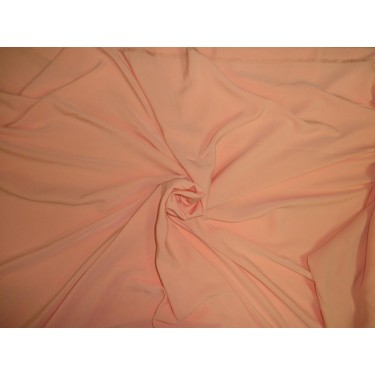 """Butter CREPE FABRIC 58""""-Peachy Blush"""