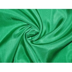 RICH Emerald Green COLOUR PLAIN HABOTAI SILK 54""