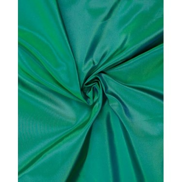 """100% silk awesome green tafetta 46 mm / 180 grams 54"""" wide sold by the yard"""