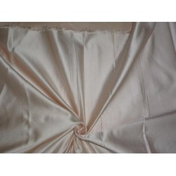 "SILK DUTCHESS NUDE PINK 60"" CUT PSC OF 3 YRDS"