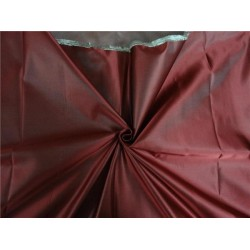 "SILK DUTCHESS SATIN BLOOD RED 54"" CUT PSC OF 2.15 YRDS"