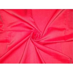 "KORA TWILL FABRIC 50"" INCH WIDE RED COLOR"