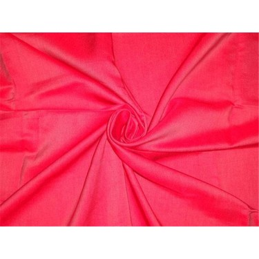 """KORA TWILL FABRIC 50"""" INCH WIDE RED COLOR"""