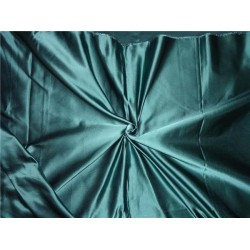 66 MOMME SILK DUTCHESS SATIN FABRIC BOTTLE GREEN COLOR 60""
