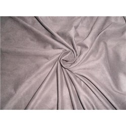 """Scuba Suede Knit fabric 59"""" wide- fashion wear charcoal grey COLOR"""