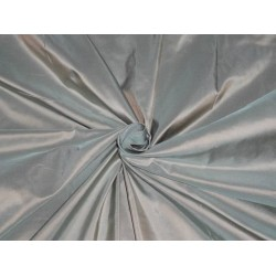 """100% PURE SILK TAFFETA FABRIC RICH PALE GREEN WITH LIGHT GOLD SHOT TAF32[1] 54"""" wide sold by the yard"""