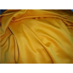 "golden mango Scuba Knit fabric 59"" wide-thin for fashion wear"