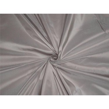 """100% PURE SILK TAFFETA FABRIC PINKISH LAVENDER X IVORY 54"""" wide sold by the yard"""