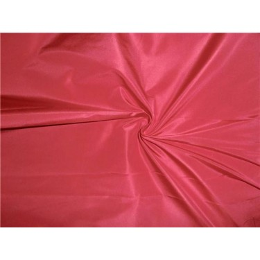 """100% PURE SILK TAFFETA FABRIC CANDY PINK  54"""" wide sold by the yard"""