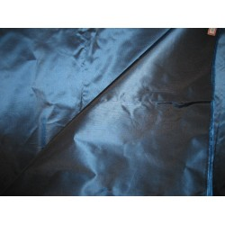 "100% PURE SILK TAFFETA FABRIC DEEP BLUE TAF66[2]  54"" wide sold by the yard"