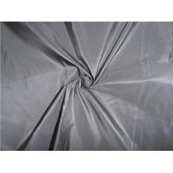 "DUTCHESS SATIN 54 ""SINGLE CUT PIECE OF 3.70 YRDS SILVER X NAVY BLUE COLOR"
