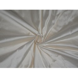 "SILK DUPIONI SILK 54"" IVORY CREAM COLOUR"