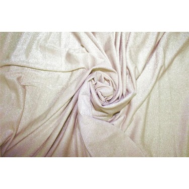 Silver shimmer lycra fabric nude color 58''WIDE FF13[6]