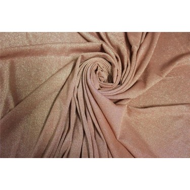Silver shimmer lycra fabric DUSTY ROSE color 58''WIDE FF13[4]