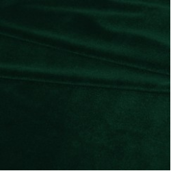 "micro velvet emerald green color 44"" wide"
