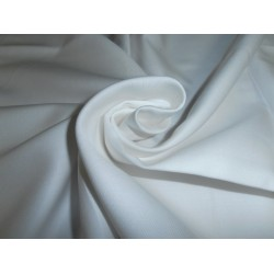 20x 20's white Lyocell 2x1 twill Fabric 56/58 inch wide