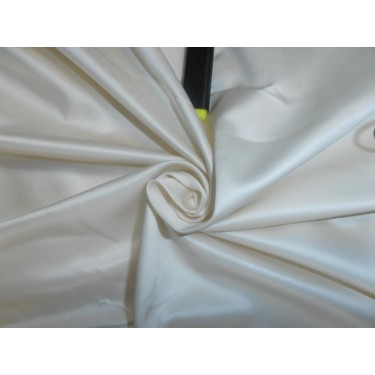 """cream color cotton 60%  silk 40%  fabric- 70 momme*/137 cms wide/54"""""""