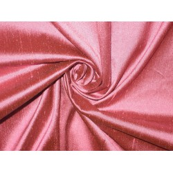 SILK Dupioni FABRIC Pure Pink with Black shotDUP69[1]