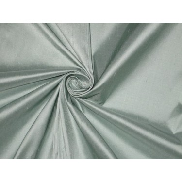 SILK Dupioni FABRIC Light pastel Blue color DUP117[1] by the yard