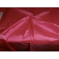 "Bubblegum Pink slubless chinese dupioni 54"" wide"