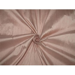 "100% Pure Silk Dupion Fabric Rose Pink 54""wide MM84[9]"