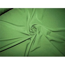 """Scuba Crepe Stretch Jersey Knit Dress fabric 58""""wide army green color B2 #85[14]"""