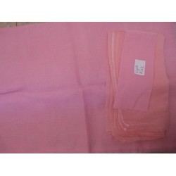 """Premium quality  Cotton Gauze Fabrics 44"""" wide~pink sold by the yard"""