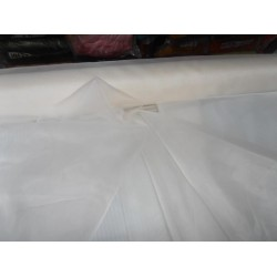 7 mm weight~off White china silk organza 54 wide sold by the yard