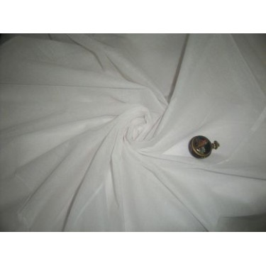 """100% cotton bleached mulls- woven pure cotton fabric 45"""" wide sold by the yard"""